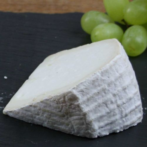Ticklemore Cheese, lovely crumbly goat's milk cheese